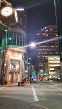 Night time views in the Queen City - Cincinnati