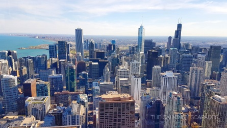 Views from 360 Chicago (formerly John Hancock)