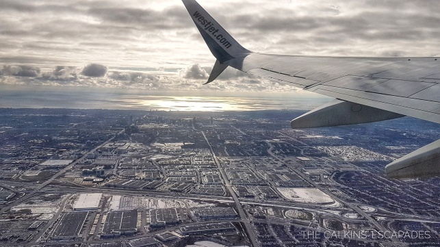 Straight outta Pearson (Int'l Airport)